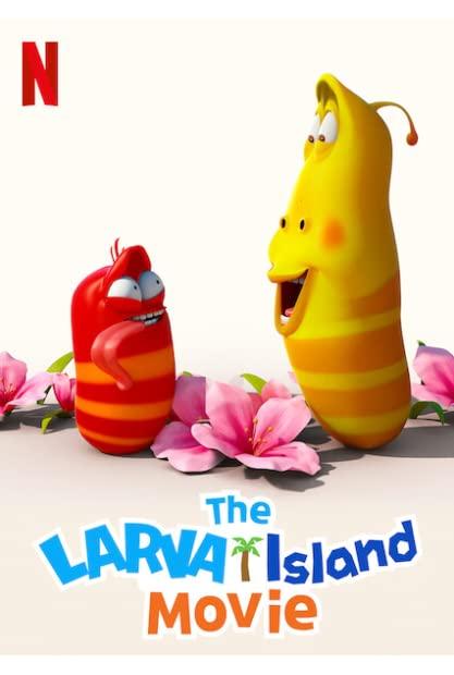 The Larva Island Movie 2020 720p NF WEBRip 800MB x264-GalaxyRG
