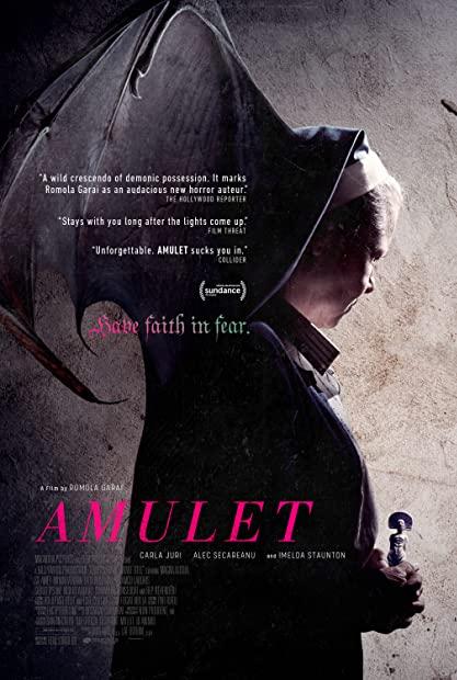Amulet 2020 720p WEBRip 800MB x264-GalaxyRG