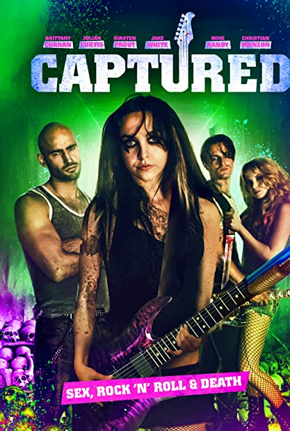 Captured (2020) 720p HDRip Hindi-Dub Dual-Audio x264 - 1XBET