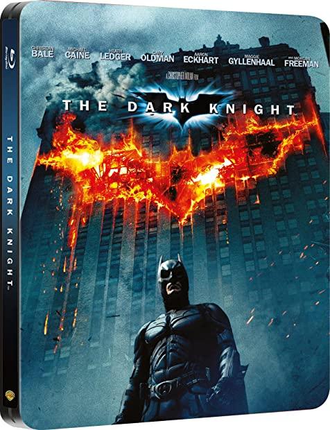 The Dark Knight (2008) 720p BluRay x264-YIFY