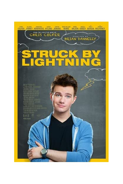 Struck by Lightning (2012) 720p WEBRip X264 Solar