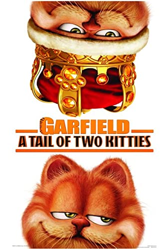 Garfield 2 A Tail of Two Kitties 2006 1080p BluRay x265-RARBG