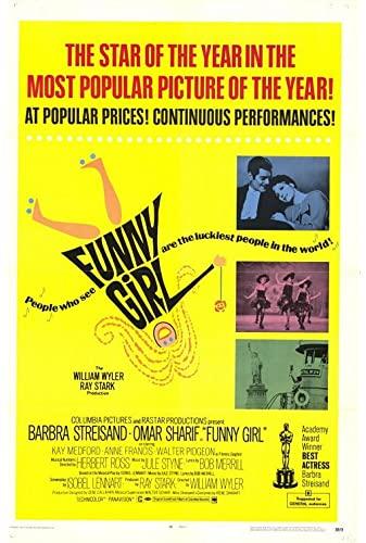 Funny Girl 1968 1080p BluRay x265-RARBG