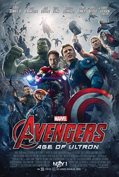 Avengers Age of Ultron 2015 720p BluRay Hindi English x264 AAC 5 1 MSubs - LOKiHD - Telly