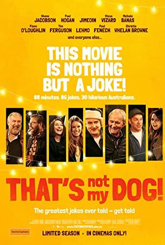 Thats Not My Dog 2018 WEBRip XviD MP3-XVID