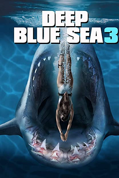 Deep Blue Sea 3 2020 1080p WEB-DL H264 AC3-EVO