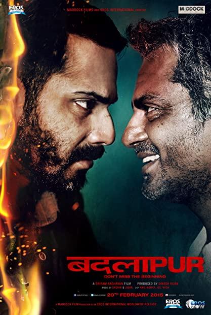 Badlapur (2015) Hindi (1080p WEBRip x265 HEVC 10bit AAC 2 0 ESub) - Musafirboy