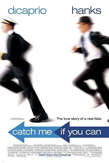 Catch Me If You Can 2002 720p BluRay 999MB HQ x265 10bit-GalaxyRG