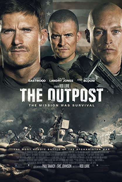 The Outpost 2020 720p GPLAY WEBRip 900MB x264-GalaxyRG