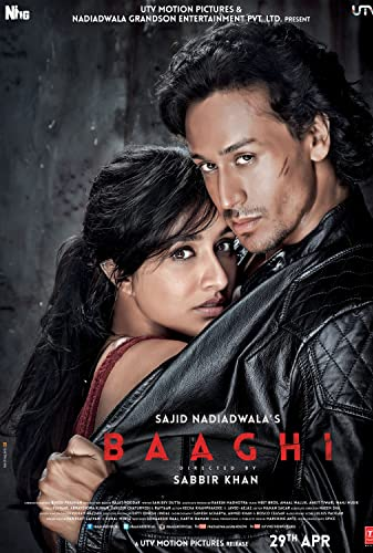 Baaghi (2016) [720p] [BluRay] [YTS MX]