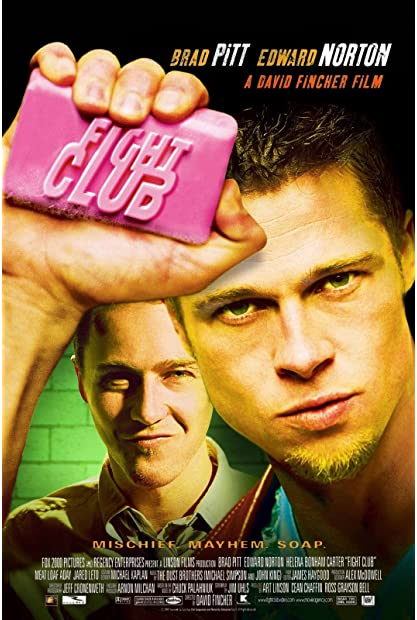 Fight Club 1999 REMASTERED REPACK 720p BluRay 999MB HQ x265 10bit-GalaxyRG