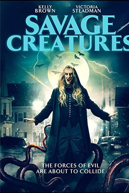 Savage Creatures 2020 720p AMZN WEBRip 800MB x264-GalaxyRG