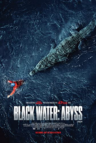 Black Water Abyss 2020 WEBRip XviD MP3-XVID