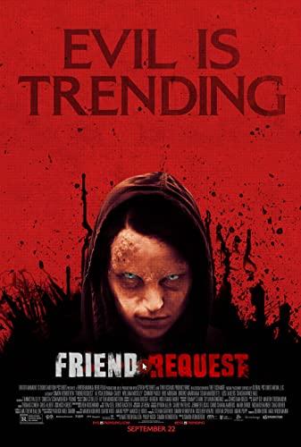 Friend Request 2016 1080p BluRay x265-RARBG