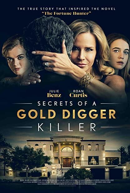 Secrets of a Gold Digger Killer 2021 720p WEBRip 800MB x264-GalaxyRG