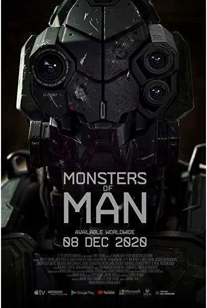 Monsters of Man (2020) Hindi Dub BDRip Saicord