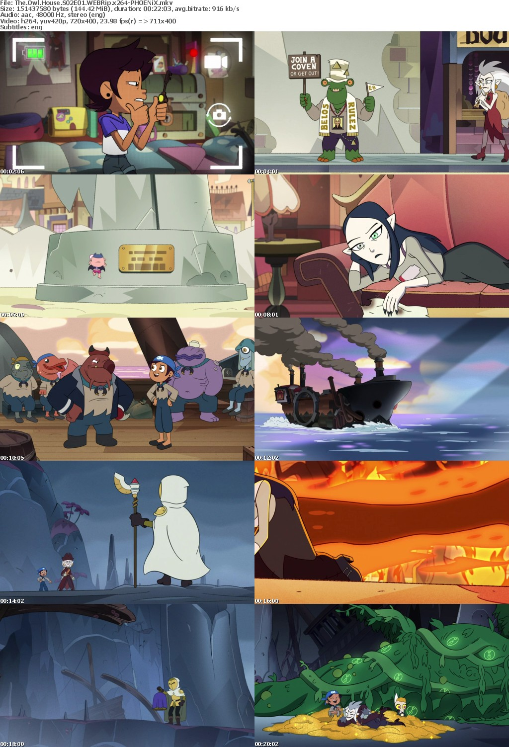 The Owl House S02E01 WEBRip x264-PHOENiX