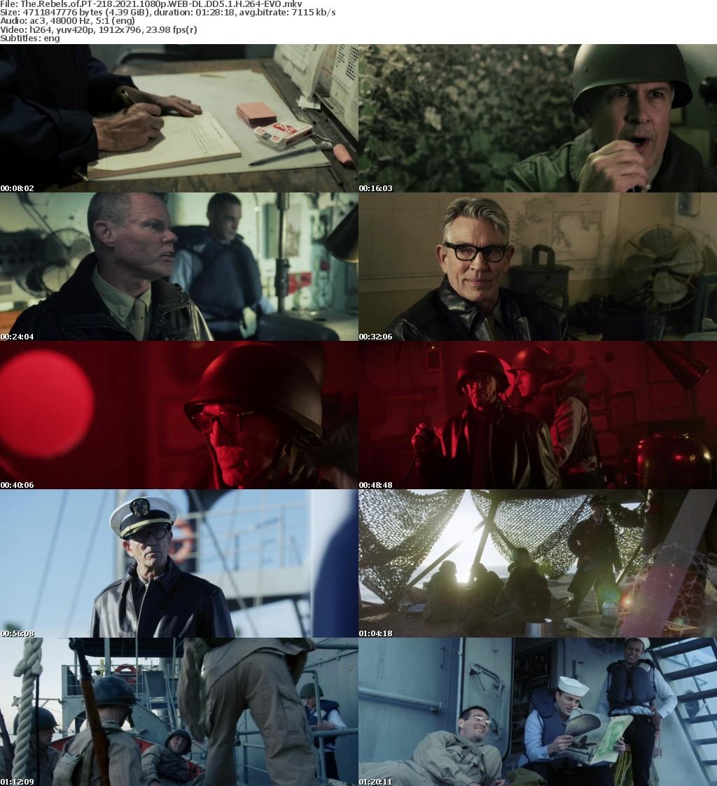 The Rebels of PT-218 2021 1080p WEB-DL DD5 1 H 264-EVO