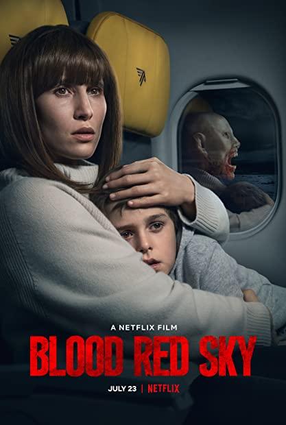 Blood Red Sky 2021 1080p HDRip XviD AC3-EVO