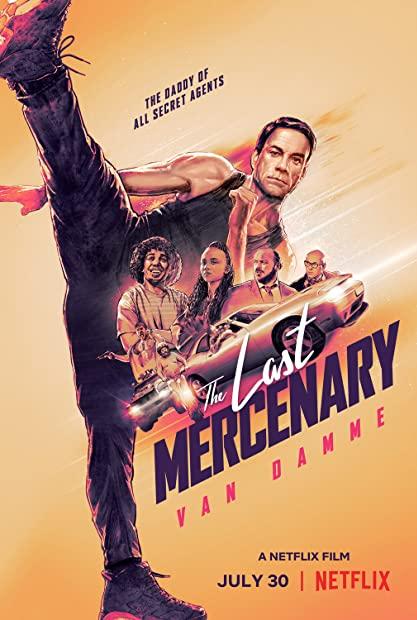 The Last Mercenary 2021 DUBBED 720p NF WEBRip 800MB x264-GalaxyRG