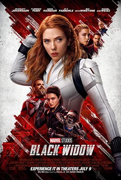Black Widow 2021 720p BluRay 900MB x264-GalaxyRG