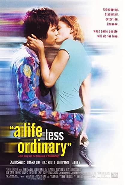 A life less ordinary 1997 720p BluRay x264 MoviesFD