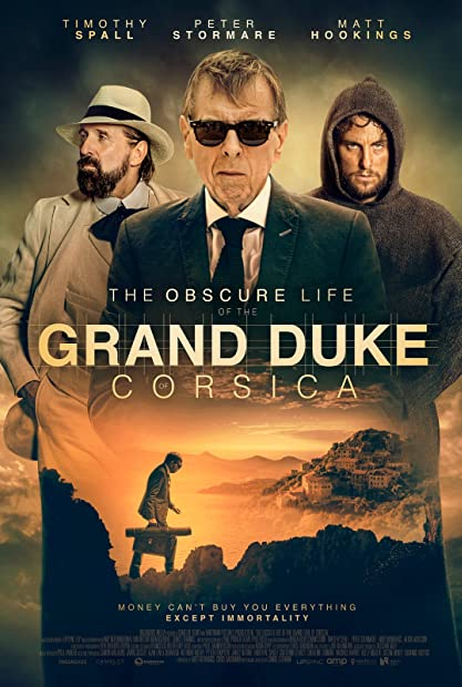 The Obscure Life of the Grand Duke of Corsica 2021 HDRip XviD AC3-EVO