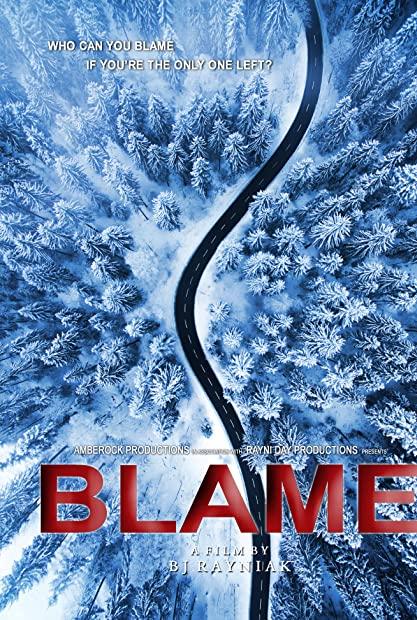 Blame 2021 1080p AMZN WEBRip 1400MB DD2 0 x264-GalaxyRG
