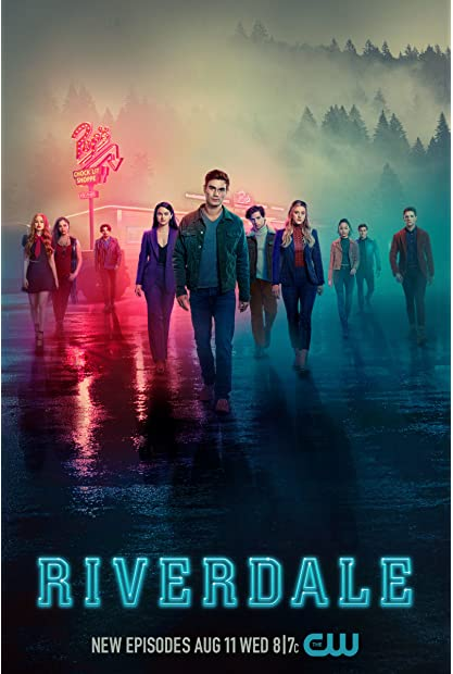 Riverdale US S05E17 Chapter Ninety-Three Dance of Death 720p NF WEBRip DDP5 1 x264-LAZY