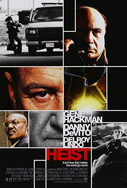 Heist (2001) 720P Bluray X264 Moviesfd