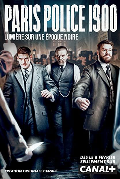 Paris Police 1900 S01 2021 720p French WEB-DL HC x264 BONE