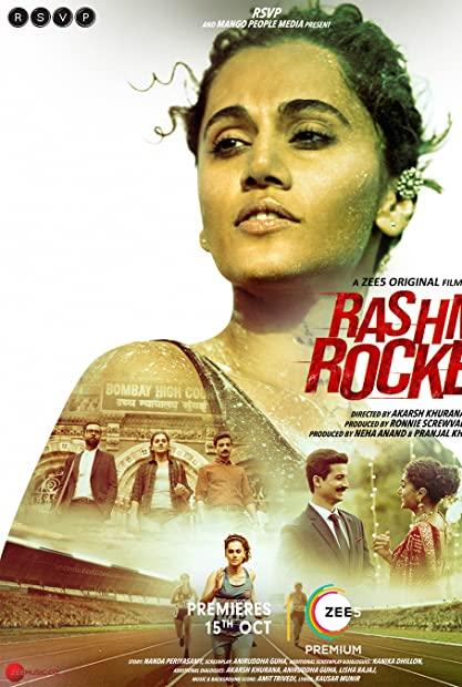 Rashmi Rocket (2021) Hindi UNTOUCHED 720p Zee5 WEB-DL AAC2 0 x264 ESub 1GB Themoviesboss